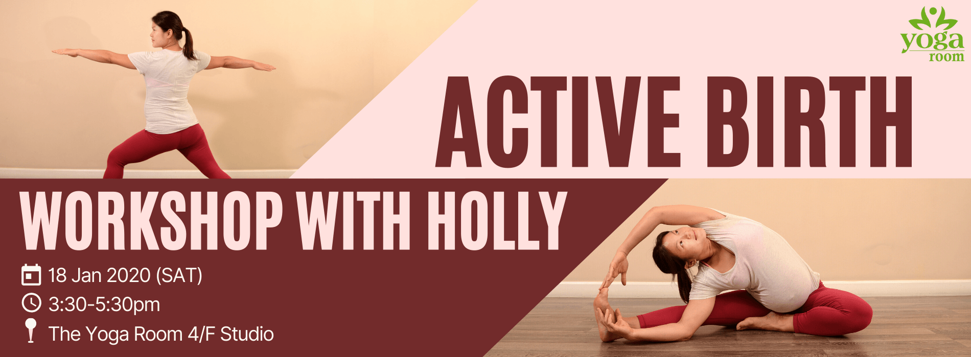 Active Birth Workshop with Holly
