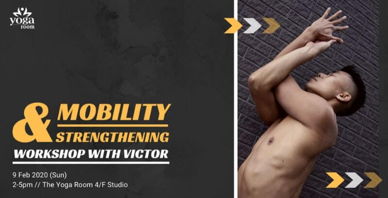 Mobility & Strengthening Workshop with Victor