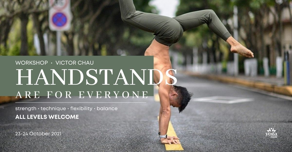 handstands are for everyone victor chau